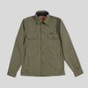 Copeland Slim Fit Jacket - Field Army Green Duck Canvas