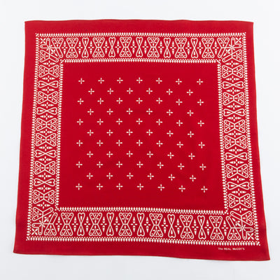 Cross Bandanna - Red