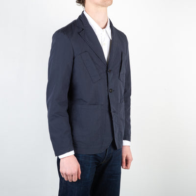 Cruiser Jacket - Dark Blue NyCo