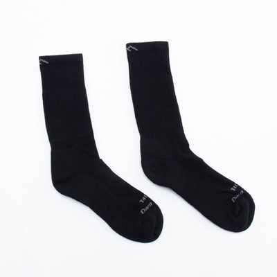 Cushioned Boot Sock - Black