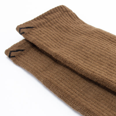 Cushioned Boot Sock - Coyote Brown
