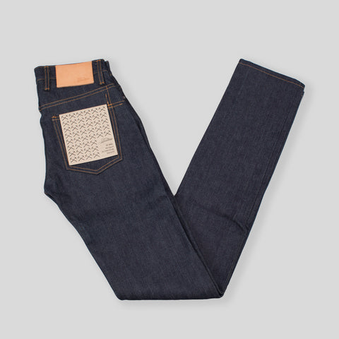 ST-100X - Slim Tapered - Raw Indigo Selvedge