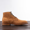 Derby Boot - Anise Calf Suede - 2020