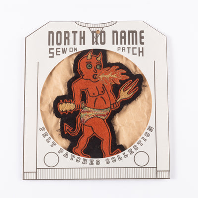 Devil Man Patch