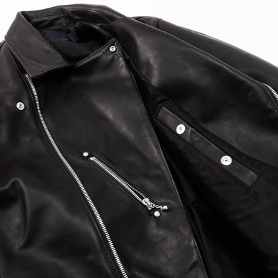 The Dirty Bird Horsehide Leather Jacket