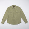 Dollard Shirt - Sage Green Canvas