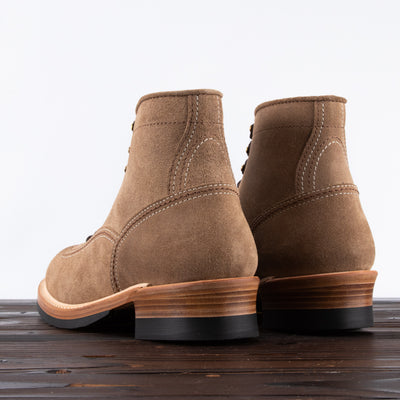 [Pre-order for October 2020 delivery] Donkey Puncher Boots - Natural CXL Roughout