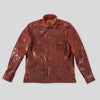 Eagle Rising Jacket - Horsehide