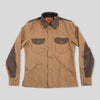Eagle Rising Jacket - High / Low Desert Denim