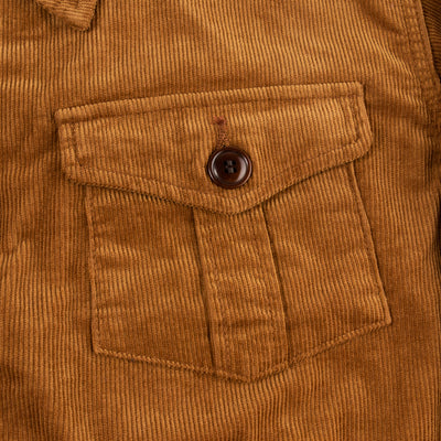Cord Ranger Jacket - Tan