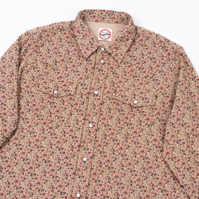 Wallpaper Cords Western Shirt