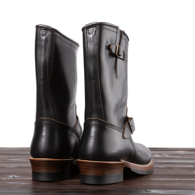 Engineer Boots - Black CXL
