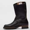 [Pre-order for May 2019 delivery] Engineer Boots - Black Horween CXL