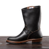 [Pre-order for May 2020 delivery] Engineer Boots - Black Horween CXL