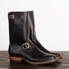 Mister Lou Engineer Boot - Black Horsehide
