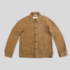 Explorer Jacket - Khaki Jungle Cloth