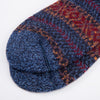 Farne Wool Sock - Denim Marl