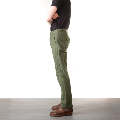 01-5032 Slim Fit Fatigue Pants