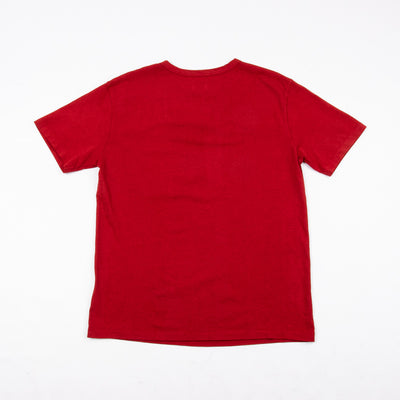 9oz Pocket Tee - Red