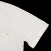 9oz Pocket Tee - White