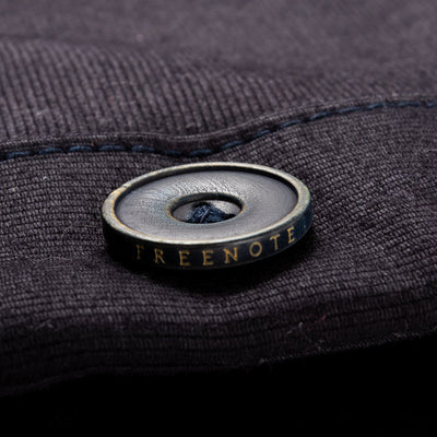 Heavy Mariner Jacket - Navy Alpaca-Lined Bedford Cloth
