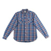 Jepson Shirt - Blue Plaid