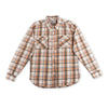 Jepson Shirt - Cream Plaid