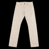 Rios Slim Straight - 11oz Natural Canvas