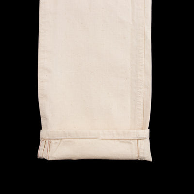 Wilkes Western Cut - 11oz Natural Canvas