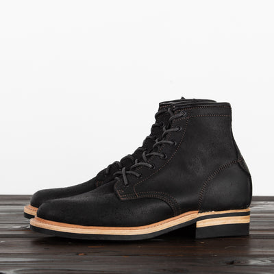Front Range Boot - Black Waxy Commander