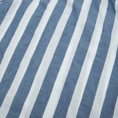 Hawaiian Shirt - Awning Stripe