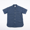 Hawaiian Shirt - Nep Chambray