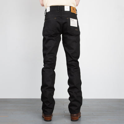 Hawk Regular Bootcut - 14oz Gunpowder Black Selvedge