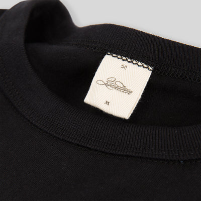 Heavyweight Pocket T-shirt - Black