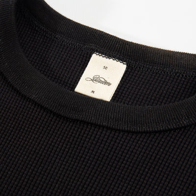 Heavyweight Long Sleeve Thermal - Black