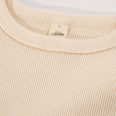 Heavyweight Long Sleeve Thermal - Natural