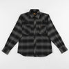 Dollard Shirt - Grey/Black Flannel