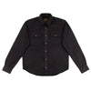 Alamo Shirt - Marshall Black Twill