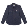 Ryman Shirt - Ohira Indigo Denim