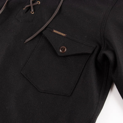 Stubb Wool Jacket - Black