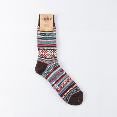 Inkle Sock - Chocolate