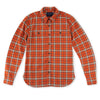 Jepson Shirt - Burnt Orange