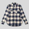 Jepson Shirt - Navy Plaid