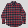 Jepson Shirt - Red Plaid