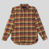 Jepson Shirt - Rust Plaid