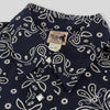 Joe McCoy Bandana Western Shirt - Blue