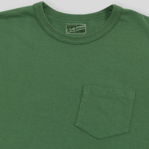 Joe McCoy Pocket Tee - Green
