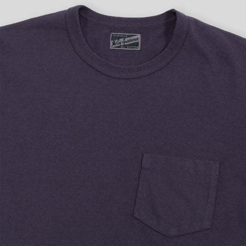 Joe McCoy Pocket Tee - Navy