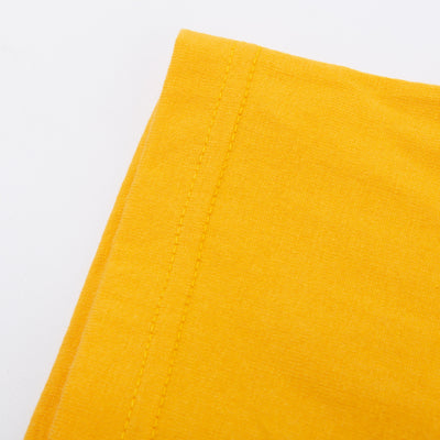 Joe McCoy Pocket Tee - Yellow