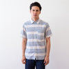 Jumper Shirt - Ocean Stripe
